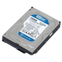 Hard Disk Hd Sata Para Computador 250gb Western Digital Novo