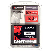 Hd Kingston Ssd 2.5 120gb Sata 3 Ssdnow V300 Notebook E Pc