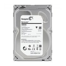 Hd Seagate Barracuda 3tb 3000gb 64mb Sata 3 6gb/s 7200rpm Pc