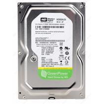 Hd Western Digital 500gb Sata 3gbs 7200rpm - Wd Green