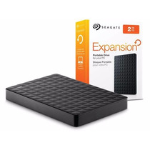 Hd Externo 2tb Seagate Expansion 2000gb Portatil Stea2000400