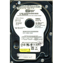Hd 07 Western Digital Sata 80gb Wd800jd-00lsa0 S/n Wmam9v961