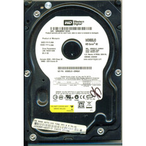 Hd 02 Western Digital Sata 80gb Wd800jd-00msa1 S/n Wmam9w118