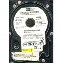 Hd 06 Western Digital Sata 80gb Wd800jd-00lsa0 S/n Wmam9ad34