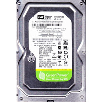 Hd Western Digital 500gb Sata 3gbs 7200rpm Lacrado