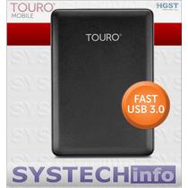 Hd Externo 1tb Usb 3.0 Touro Mobile Hgst Western Digital