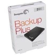 Hd Externo Seagate 2 Terabyte - Usb 3.0 - Slim - Preto