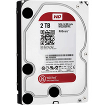 Hd Interno 2tb Nas Red Hard Drive 3.5 Sata3 64mb Wd20efrx