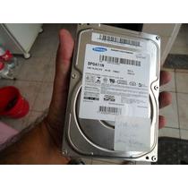 Hd 40 Gb Ide Marca Samsung Modelo Sp0411n - Usado Testado