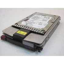 Disco Rígido Hp 72.8gb Scsi Ultra320 Scsi 10k Rpm