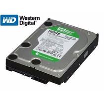 Hd - Hard Disk 500gb Western Digital 7200rpm - 500 Gb 7200