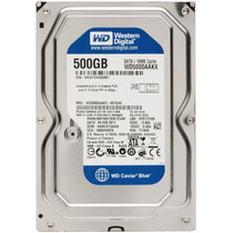 Hd 3.5 500gb Sata 3 7.200 Rpm Western Digital Garantia=6