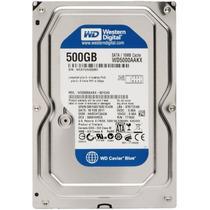 Hd Western Digital 500gb Sata Iii 6gb/s 3.5 7200rpm