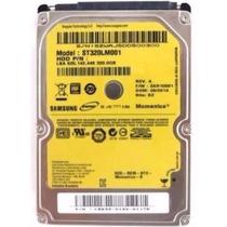 Hd 320gb Samsung Sata Notebook 5400rpm St320lm001 - Defeito