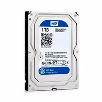 Hd Sata3 1tb 64mb 7200rpm Western Digital Blue