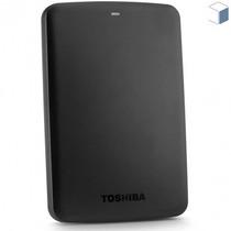 Hd Externo 1 Tb Toshiba Canvio Basics Usb 3.0 12x Sem Juros