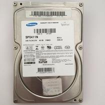 Hd Ide 40 Giga Samsung - Para Desktop - Testado E Garantia