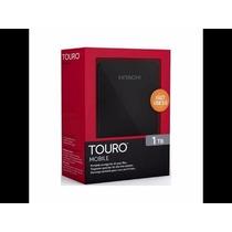 Hd Externo Portátil 1tb Touro Mobile Mx3 Usb 3.0 Hitachi Pre