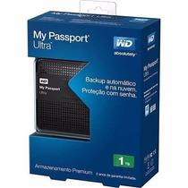 Hd Externo My Passport Ultra 1tb - Wd