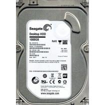 Hdd 1 Tera Seagate 1000gb Desktop Sata 3 Pode Retirar