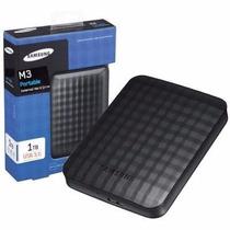 Hd Externo Portatil Bolso Samsung 1tb M3 Usb 3.0 Super Slim