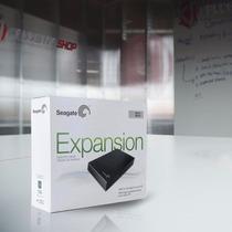 Hd Externo Seagate 2tb 2 Tera Expansion Usb 3.0 E 2.0 Novo