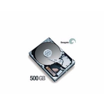 Hds Seagate 500gb Sata 7200.9 Dvr Desktop 100%novo Hd Intern