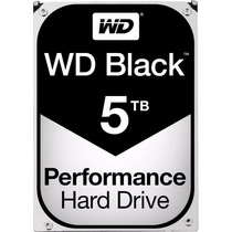 Hd 5tb Black Western Digital 7200rpm 6gb/s 128mb Wd5001fzw