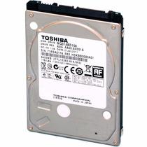 Hd Toshiba Sata 2.5´ P/ Notebook 1tb 5400rpm 8mb Mq01abd100