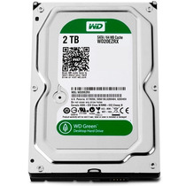 Western Digital Hd Interno 2tb (2000gb) 7200 Rpm Wd20ezrx