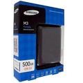 Hd Externo Samsung 500gb Portable M3 Usb 3.0 Frete Grátis