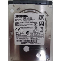 Hd Sata Toshiba 500gb 7200rpm 2,5 P/ Notebook