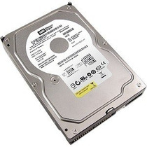 Hd Ide 160 Gb Western Digital 7200rpm ( Novo ) Garant 3 Anos