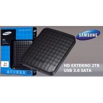 Hd Externo Portatil De Bolso 2tb - 2tera Samsung Super Slim
