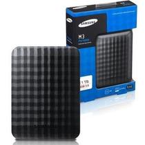 Hd Externo Portátil Samsung M3 1tb Usb 3.0 2.5