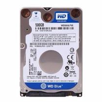 Hd P/notebook 500 Gb Sata De 6 Gb/s Western Digital®
