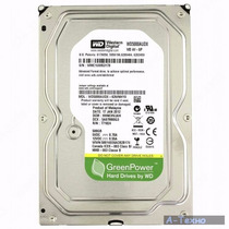 Hd Sata 3gbs 500gb Western Digital Wd5000avds Green Power