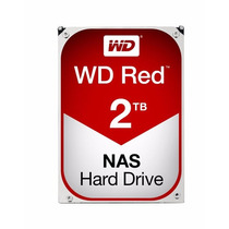 Hd Western Digital Wd Nas Red 2tb Sata3 6gb/s 64mb Wd20efrx