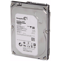 Hd Interno 1tb Sata 6gb/s 7200rpm - 64mb 1000gb Seagate