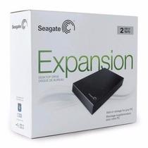 Hd Externo 2tb Seagate Expansion Usb 3.0 Bivolt Original!!!