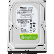 Hd Pc Western Digital 500gb Sata 3gbs 7200rpm - Wd Green