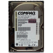 Hd 18.2gb Compaq 10k Ultra3 Scsi , Bd0186459a, 233806-002