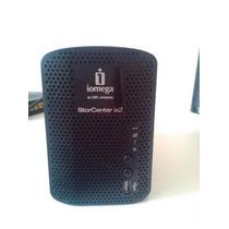 Hd Externo Iomega Storcenter Ix2 Network Storage 2 Terabyt