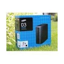 Hd Externo Samsung 2tb 2tera Usb 3.0
