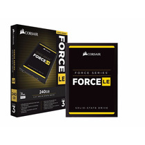 Ssd Corsair Force Le 240gb Sata3 2.5in 7mm Cssd-f240gbleb