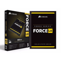 Ssd Corsair Force Le 960gb Sata3 2.5in 7mm Cssd-f960gbleb