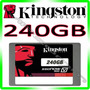 Hd Ssd 240 Gb Sata 3 Kingston Uv300 - 450 Mb/s ** Lacrado **