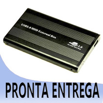 Case Gaveta Externa P/ Hd 2,5 Sata Usb 2.0 P/ Hd Note Bolso