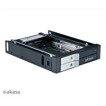 Lokstor M21 Akasa Combo Rack 2 X 2.5 Ssd Hdd Ak-ien-03
