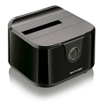 Docking Station P/hd 2,5/3,5pol Sata 1 Baia Mania Virtual